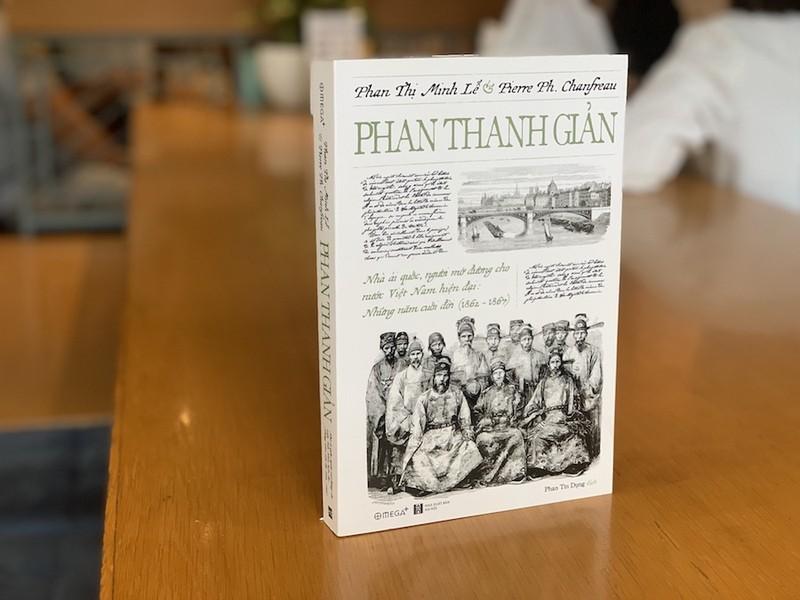 Đình chỉ phát hành sách về Phan Thanh Giản - ảnh 1