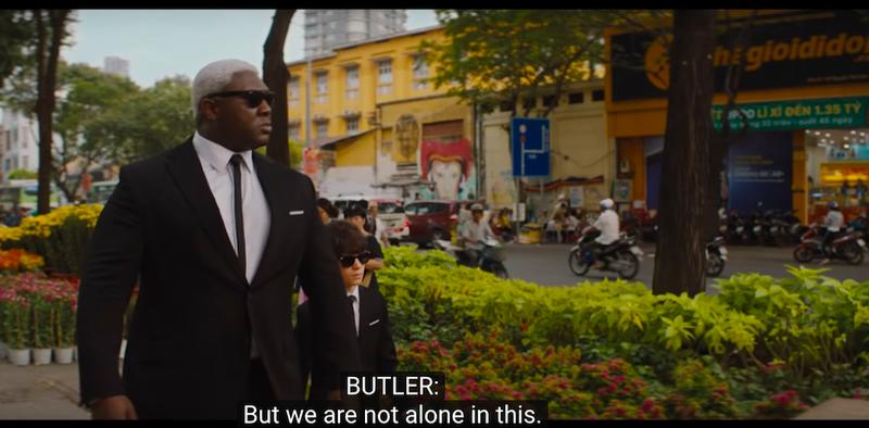 Tượng Phan Đình Phùng ở Sài Gòn vào phim Mỹ - ảnh 2