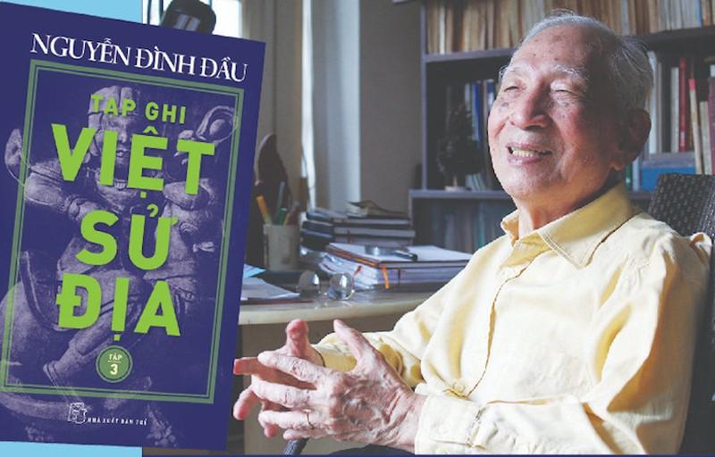 Nhà nghiên cứu Nguyễn Đình Đầu công bố tạp ghi quan trọng - ảnh 2