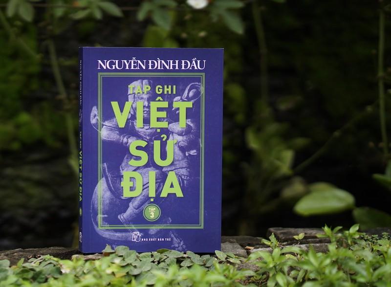 Nhà nghiên cứu Nguyễn Đình Đầu công bố tạp ghi quan trọng - ảnh 1