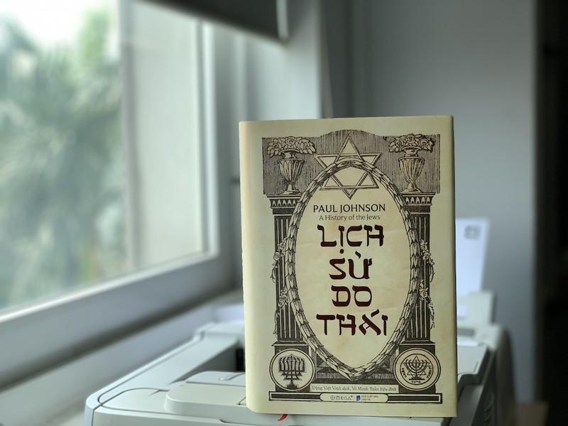 Công trình đồ sộ, hấp dẫn về Do Thái đến với độc giả Việt - ảnh 3