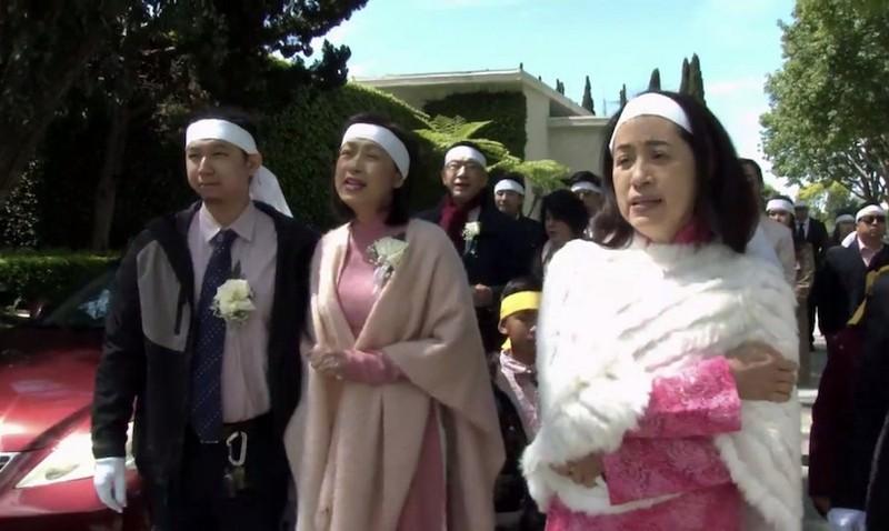 Lễ tang hồng của danh ca Thái Thanh với 'Nghìn trùng xa cách' - ảnh 4