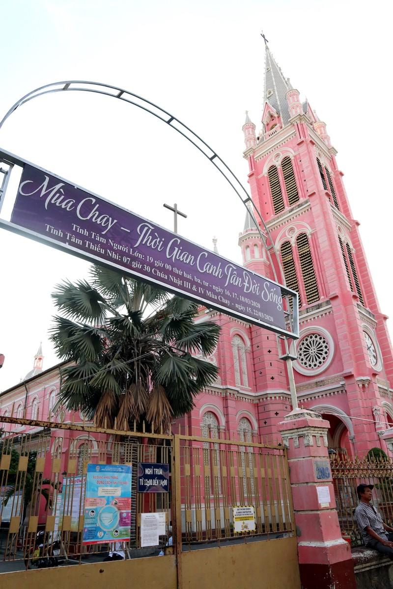 Tổng giáo phận Sài Gòn vẫn chưa cử hành thánh lễ cộng đồng - ảnh 4