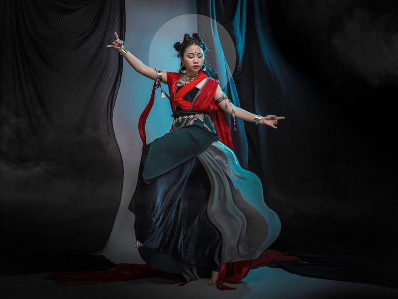 Phương Mỹ Chi sẽ hát tiếng Phạn trong tạo hình ảo diệu - ảnh 5