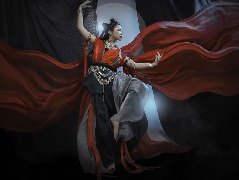 Phương Mỹ Chi sẽ hát tiếng Phạn trong tạo hình ảo diệu - ảnh 2
