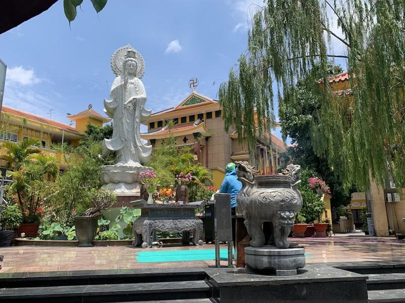 Đại lễ Phật đản trực tuyến trong mùa dịch COVID-19 - ảnh 5