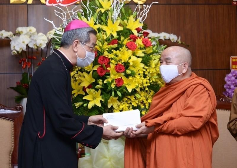 Đại lễ Phật đản trực tuyến trong mùa dịch COVID-19 - ảnh 6