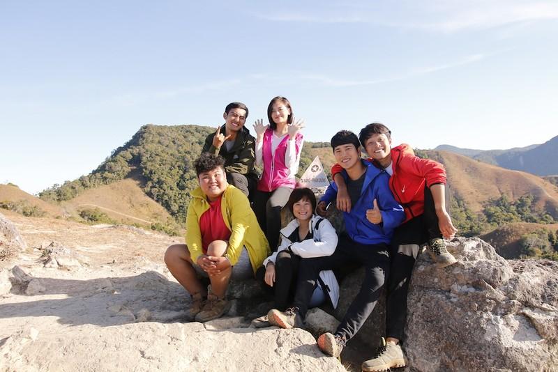NSƯT Hữu Châu lần đầu tiên đóng phim về trekking - ảnh 5