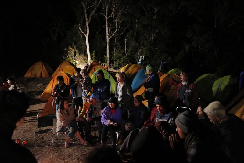 NSƯT Hữu Châu lần đầu tiên đóng phim về trekking - ảnh 3