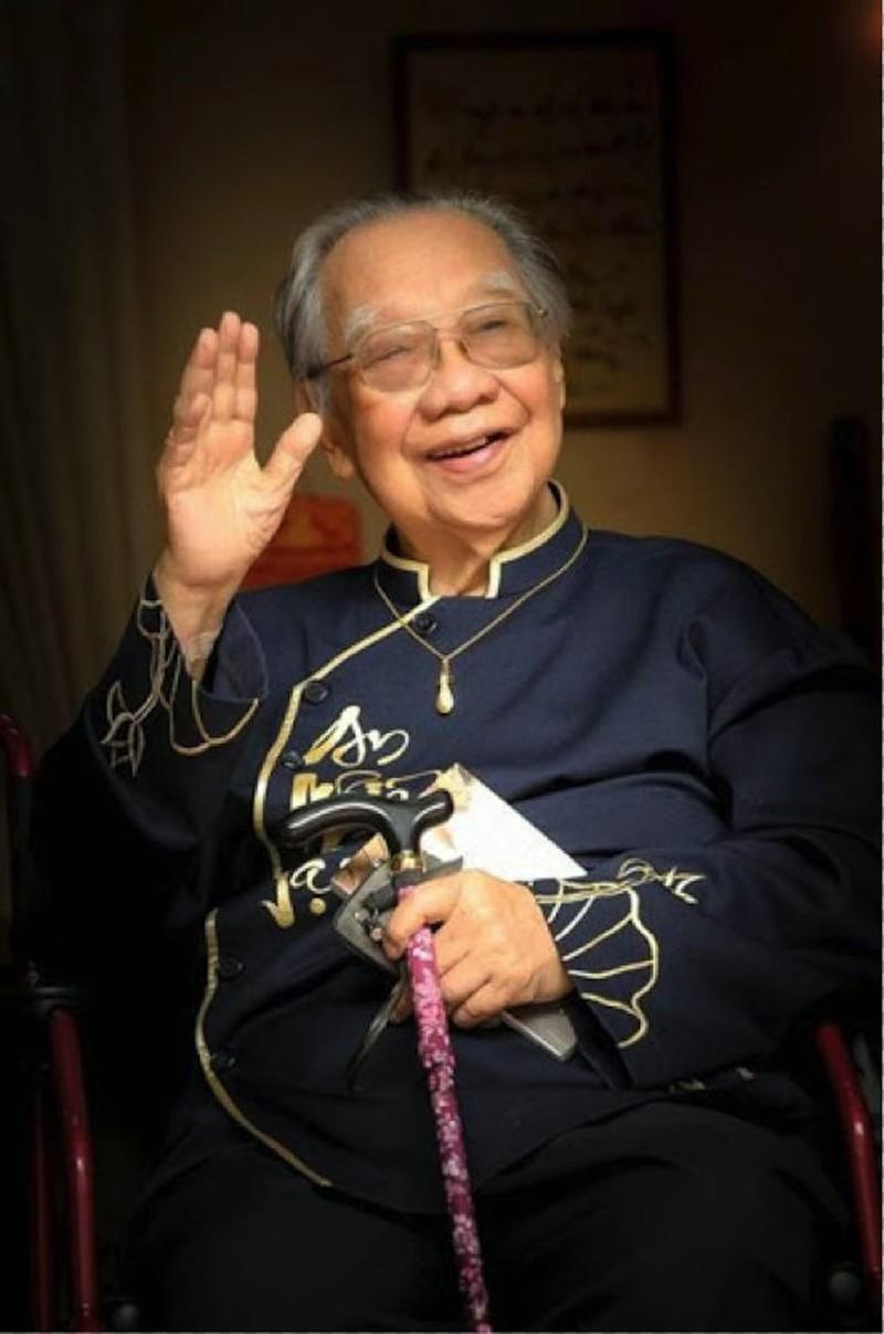 Nghệ sĩ Kim Cương, Thành Lộc kỷ niệm ngày sinh GS Trần Văn Khê - ảnh 2