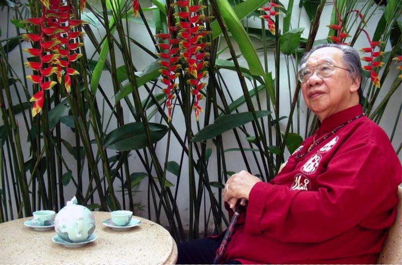 Nghệ sĩ Kim Cương, Thành Lộc kỷ niệm ngày sinh GS Trần Văn Khê - ảnh 3