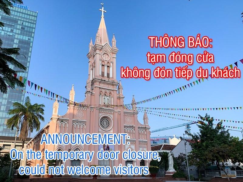 Giáo phận Đà Nẵng tạm dừng Thánh lễ tập trung - ảnh 2