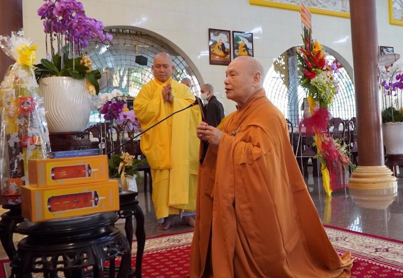 Giáo hội Phật giáo yêu cầu tăng cường phòng chống dịch - ảnh 1