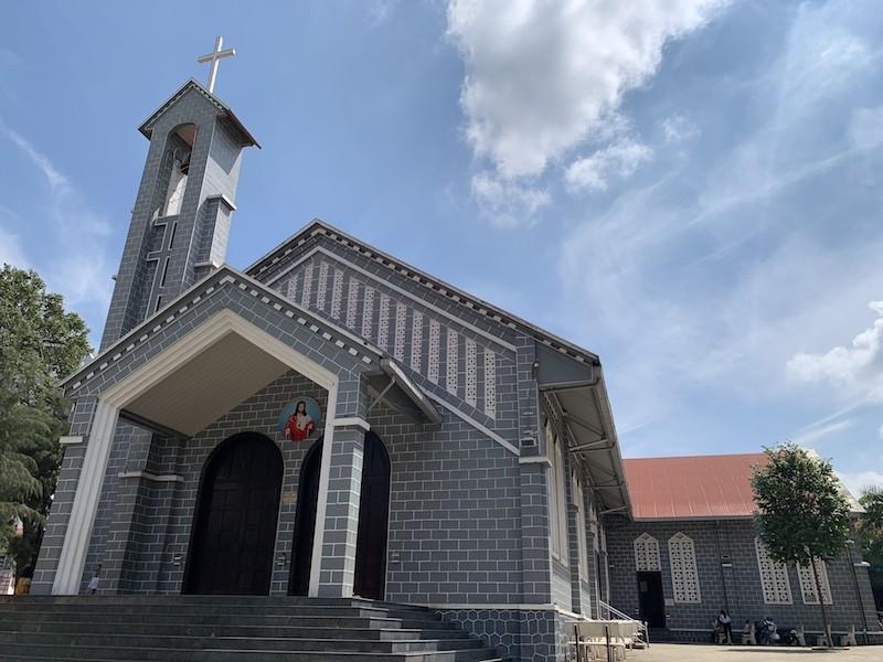 Tòa Giám mục Ban Mê Thuột dừng Thánh lễ tập trung - ảnh 1