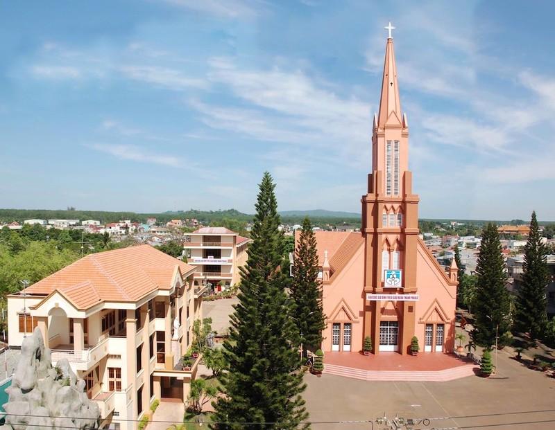 Đồng Nai: Giáo phận Xuân Lộc tạm ngưng Thánh lễ cộng đồng - ảnh 1