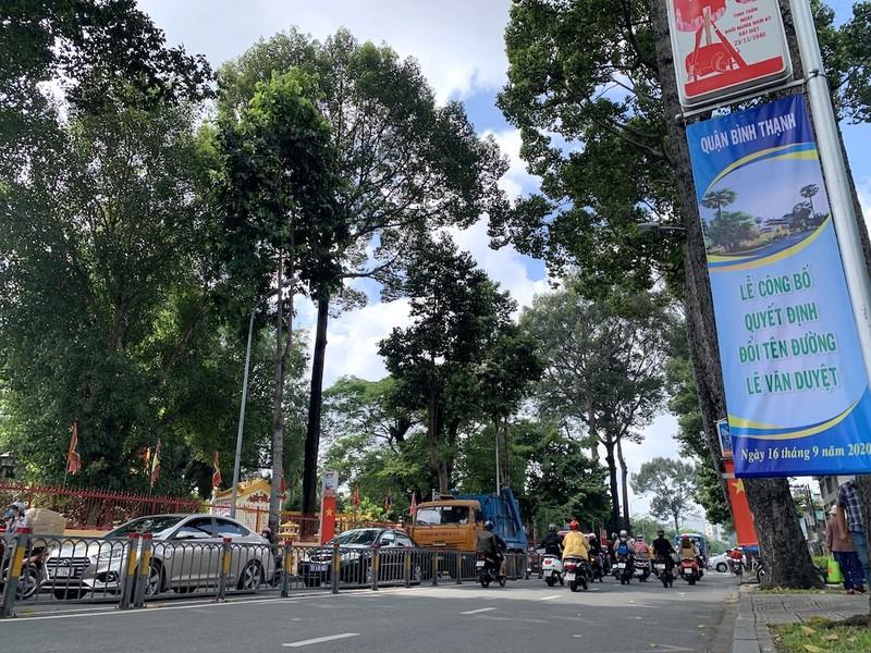 Đường Đinh Tiên Hoàng trước ngày đổi thành Lê Văn Duyệt - ảnh 1