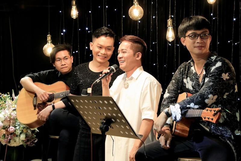 Minh Nhí, Phương Thanh, Công Trí, Cẩm Ly… nhớ về Minh Thuận - ảnh 4