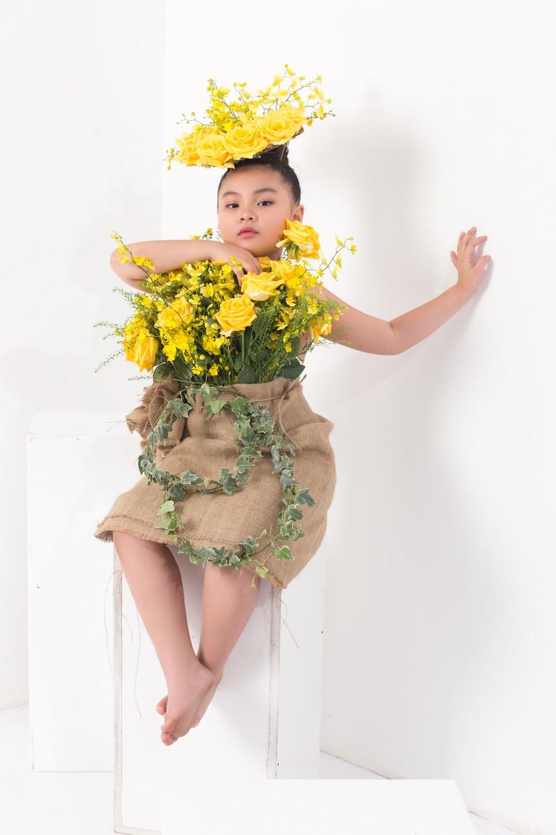 NSƯT Thành Lộc, Thanh Hằng dẫn mẫu nhí diễn thời trang - ảnh 8
