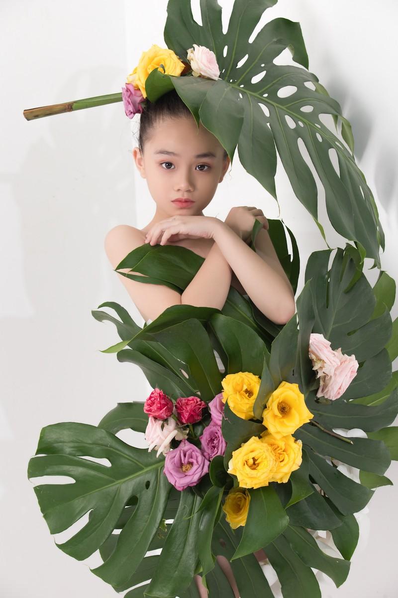 NSƯT Thành Lộc, Thanh Hằng dẫn mẫu nhí diễn thời trang - ảnh 7