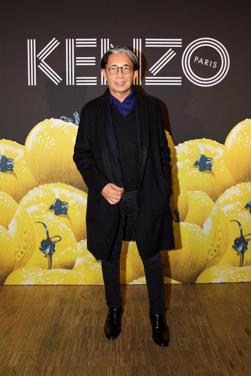 Nhà sáng lập thương hiệu Kenzo qua đời vì COVID-19 - ảnh 3