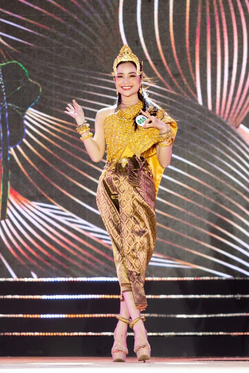 2 thí sinh rút trước thềm bán kết Hoa khôi Du lịch Việt Nam - ảnh 6