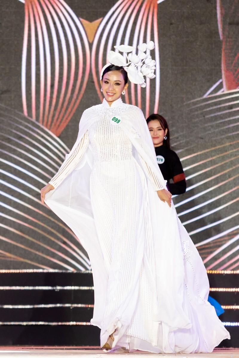 2 thí sinh rút trước thềm bán kết Hoa khôi Du lịch Việt Nam - ảnh 11