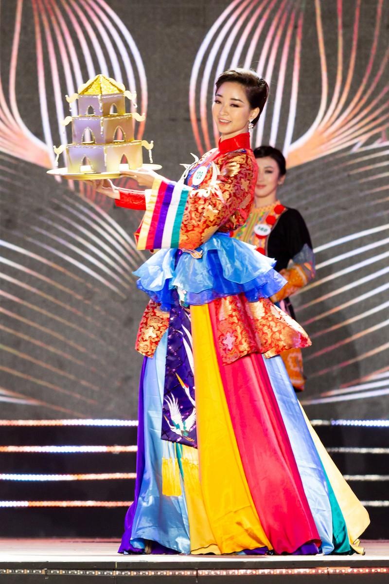 2 thí sinh rút trước thềm bán kết Hoa khôi Du lịch Việt Nam - ảnh 10