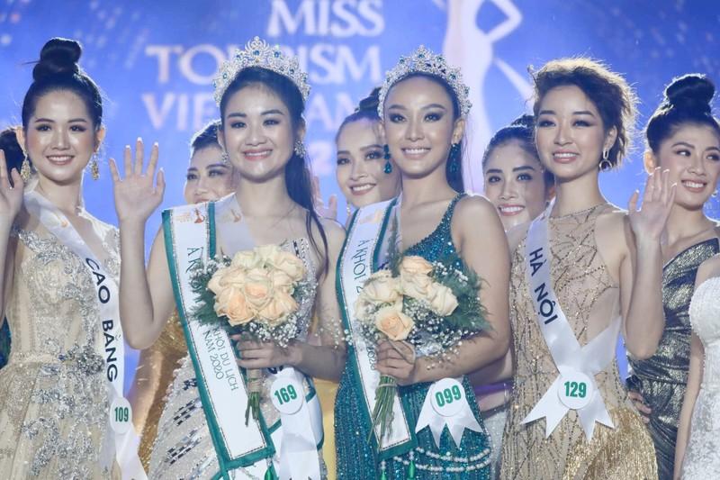 Bất ngờ: Không trao giải Hoa khôi Du lịch Việt Nam 2020 - ảnh 2