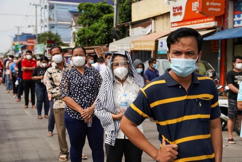 Tổng giáo phận Sài Gòn kêu gọi góp khẩu trang cho Phnom Penh - ảnh 2