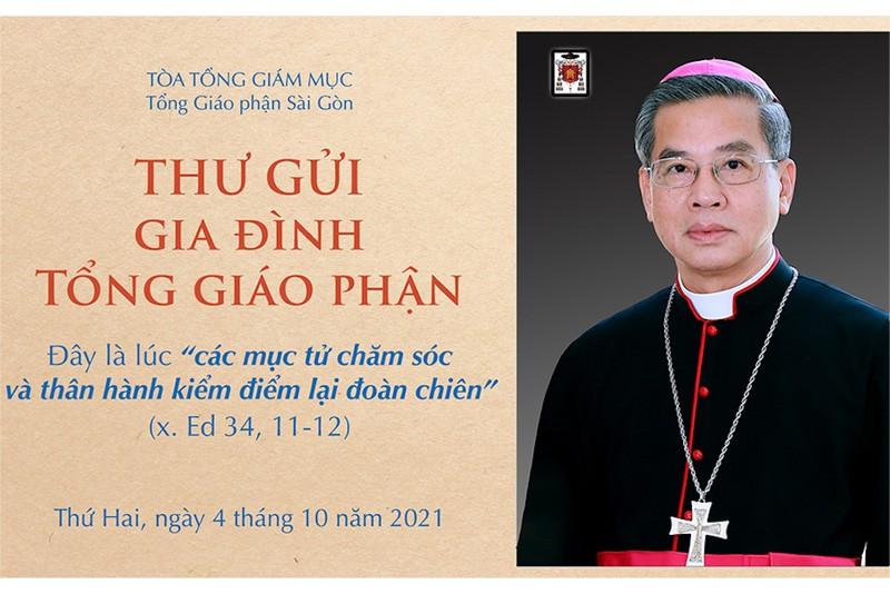 Đức Tổng Giám mục Giuse kêu gọi bảo lãnh nuôi dưỡng trẻ mồ côi do COVID-19 - ảnh 1