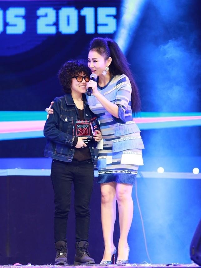 Hồ Ngọc Hà nhận giải Cống hiến ở Giải âm nhạc Yan - ảnh 7