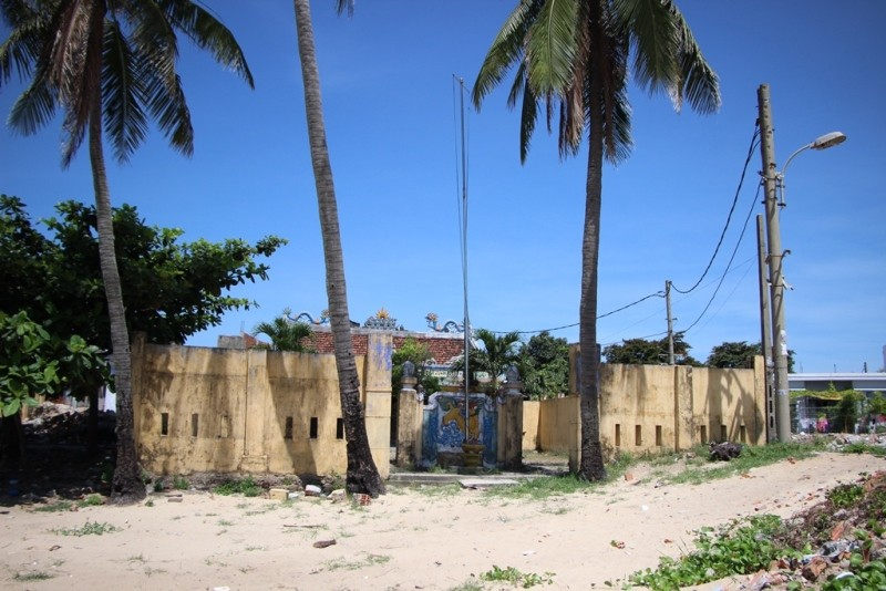 Công ty Trung Thủy nói gì về dự án resort ở Nam Ô? - ảnh 1