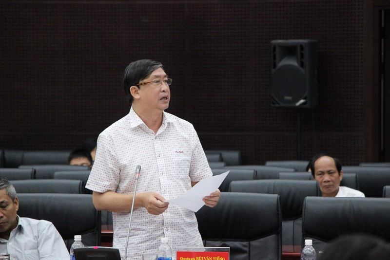 Phản đối gay gắt đề xuất lấn vịnh Đà Nẵng - ảnh 1