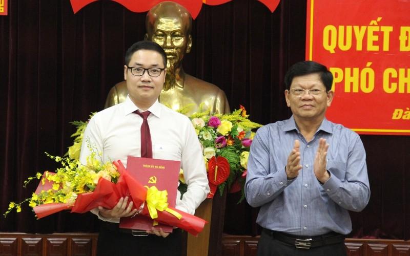 Đà Nẵng có thêm phó chánh Văn phòng Thành ủy - ảnh 1
