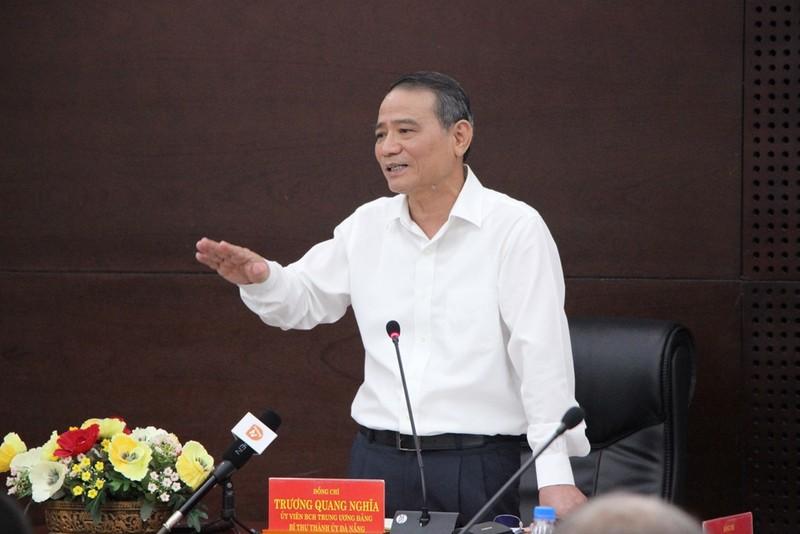Bí thư Đà Nẵng yêu cầu công khai sổ đỏ, giấy phép xây dựng - ảnh 1