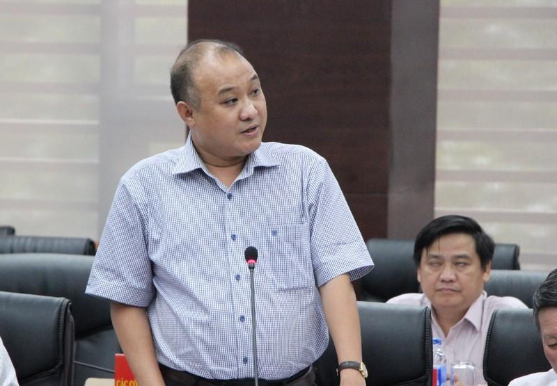 Tổ hợp khách sạn Kim Long Nam lén xả thải ra biển Đà Nẵng - ảnh 1