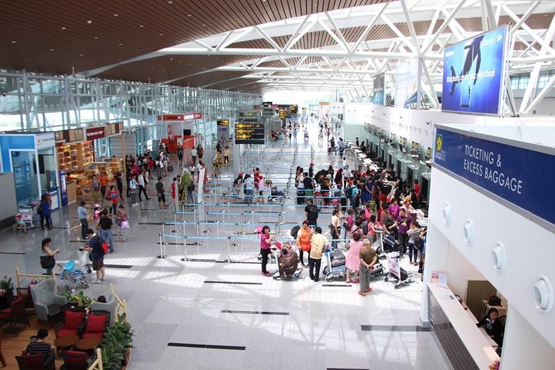 Lo quá tải sân bay, Đà Nẵng đề xuất xây thêm nhà ga T3 - ảnh 1