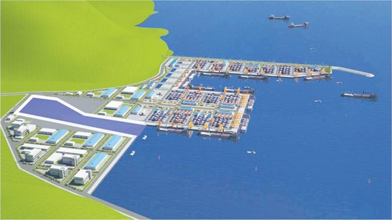 Đà Nẵng xin bố trí 500 tỉ đồng sớm khởi công cảng Liên Chiểu - ảnh 1