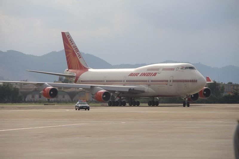 Tổng thống Ấn Độ cùng phu nhân đã tới TP Đà Nẵng  - ảnh 1