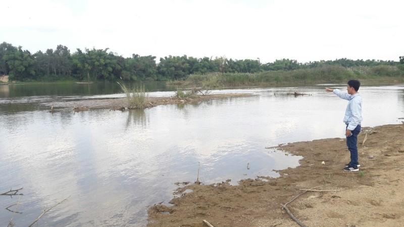 Đà Nẵng muốn ngăn sông Quảng Huế để lấy nước - ảnh 1