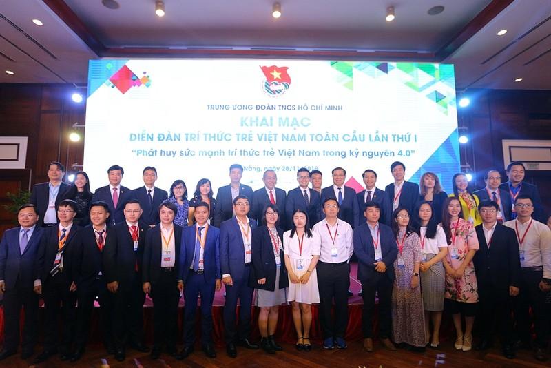 Phó Thủ tướng dự diễn đàn Trí thức trẻ Việt Nam toàn cầu - ảnh 1