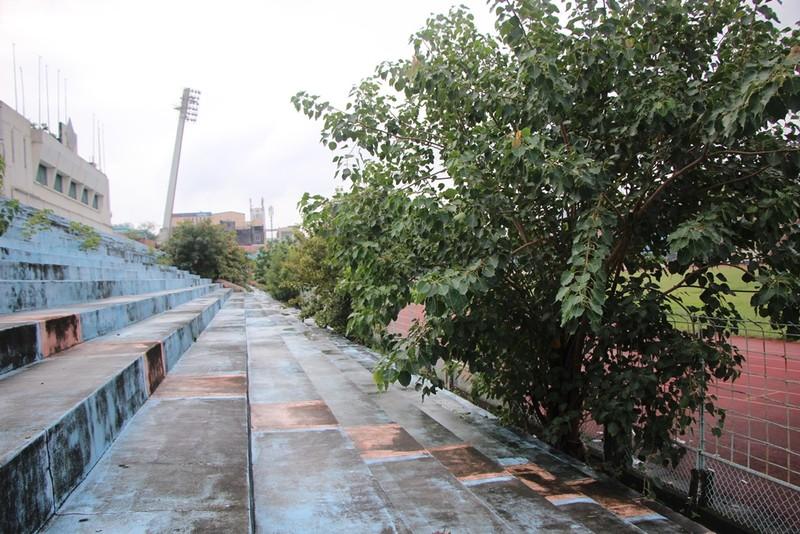Sân Chi Lăng hoang phế sau 8 năm bán cho Phạm Công Danh - ảnh 5