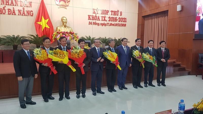 Ông Lê Trung Chinh làm Phó Chủ tịch UBND TP Đà Nẵng - ảnh 1