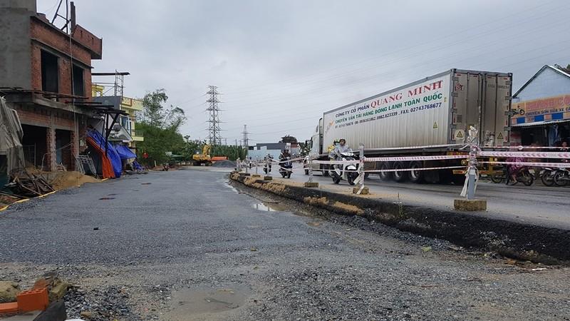 Quốc lộ 1 qua Quảng Ngãi lại tiếp tục xin gia hạn  - ảnh 2
