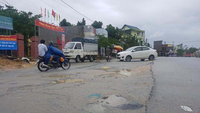 Quốc lộ 1 qua Quảng Ngãi lại tiếp tục xin gia hạn  - ảnh 4