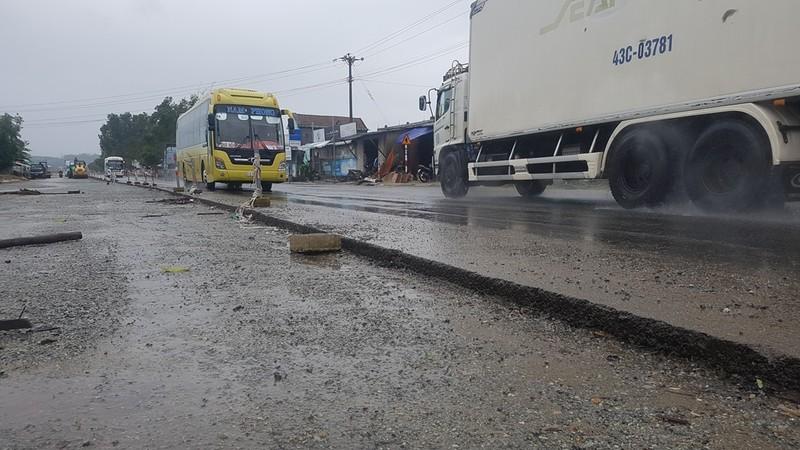 Quốc lộ 1 qua Quảng Ngãi lại tiếp tục xin gia hạn  - ảnh 5