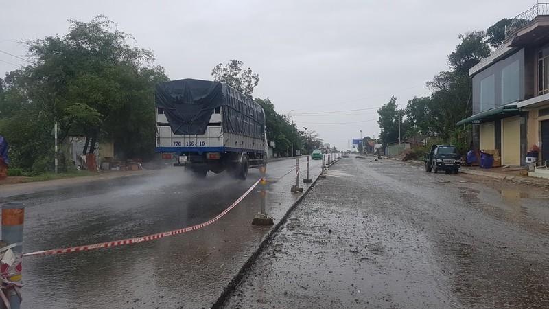 Quốc lộ 1 qua Quảng Ngãi lại tiếp tục xin gia hạn  - ảnh 6