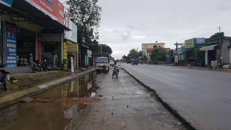 Quốc lộ 1 qua Quảng Ngãi lại tiếp tục xin gia hạn  - ảnh 8