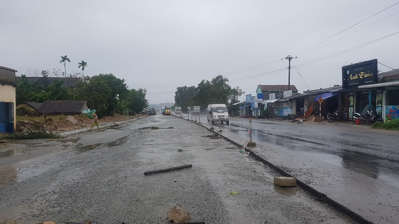 Quốc lộ 1 qua Quảng Ngãi lại tiếp tục xin gia hạn  - ảnh 12