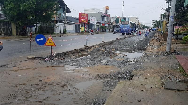 Quốc lộ 1 qua Quảng Ngãi lại tiếp tục xin gia hạn  - ảnh 7